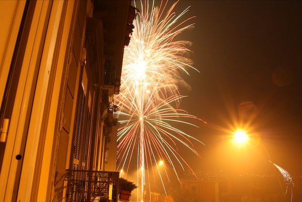 New Years Eve Napoli Style