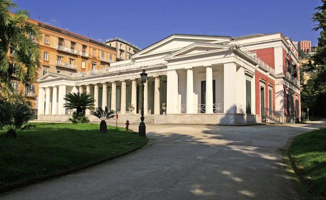 Pignatelli Cortes Museum
