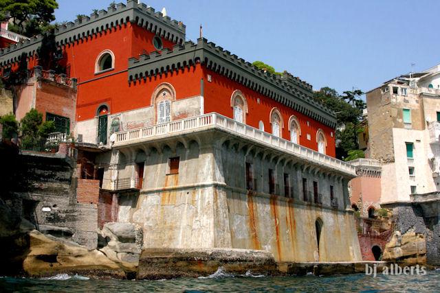 Villa d'Abro Naples Italy