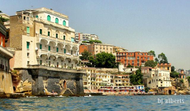 di Montesanto Naples Italynapoli town