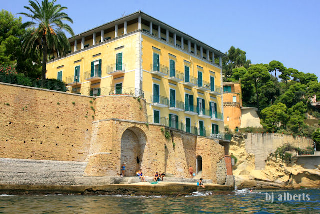 Villa Carunchio Naples Italy