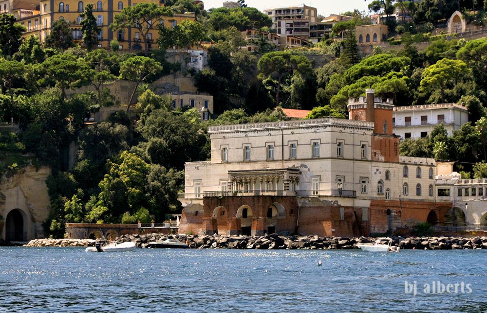 Villa Lauro Posillipo Naples Italy