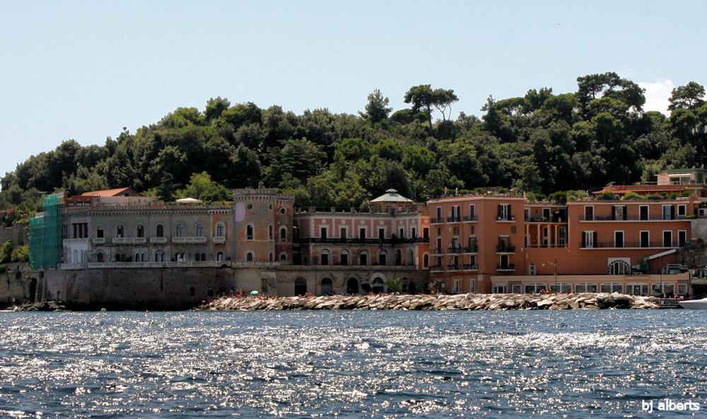 Villa Volpicelli Posillipo Naples Italy