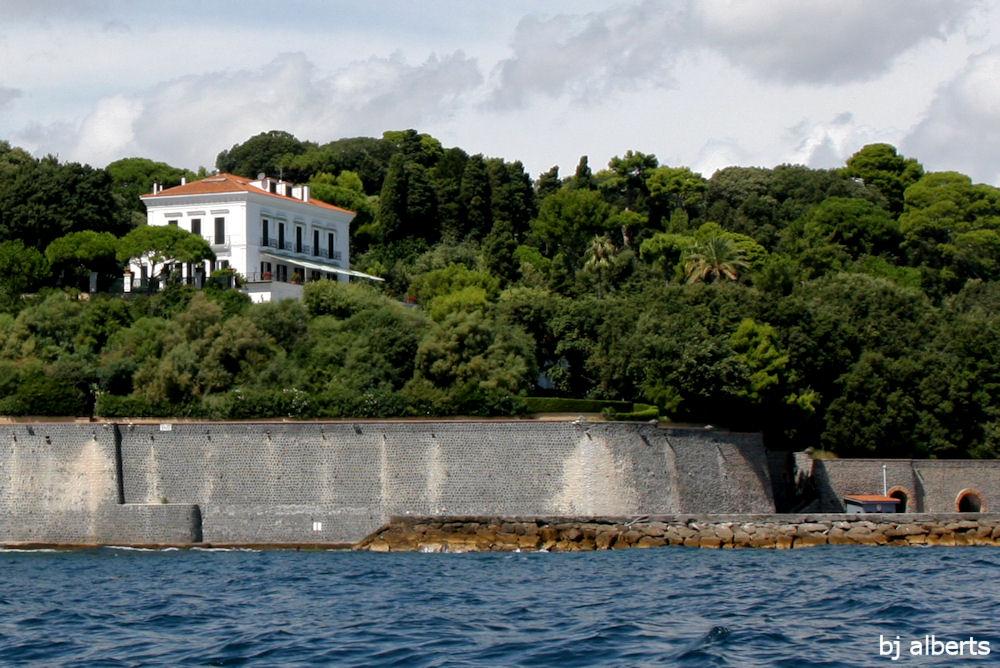 Villa Rosebery Posillipo Naples Italy