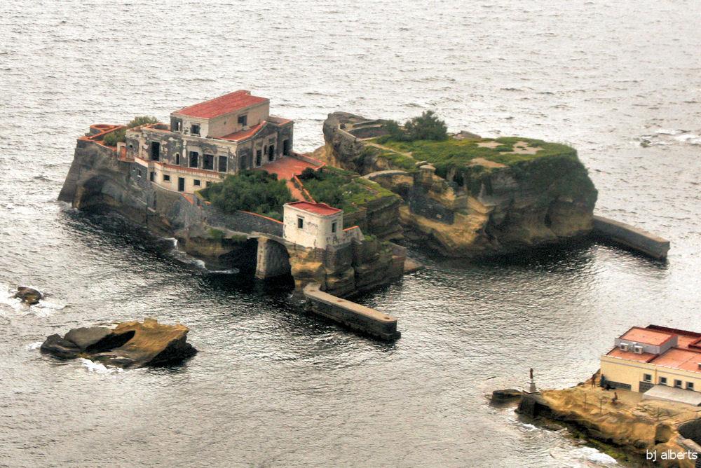 The Islands of Gaiola Naples, Italy