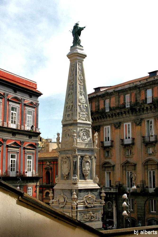 Spire of San Domenico Maggiore
