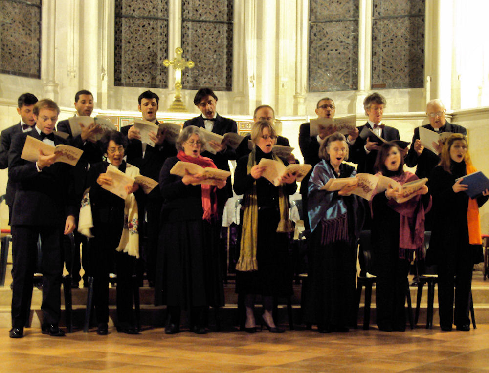 Choral Scholars of Naples, Italy (2)