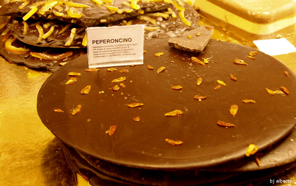 Perponcino Showcolate 2010 Naples Italy