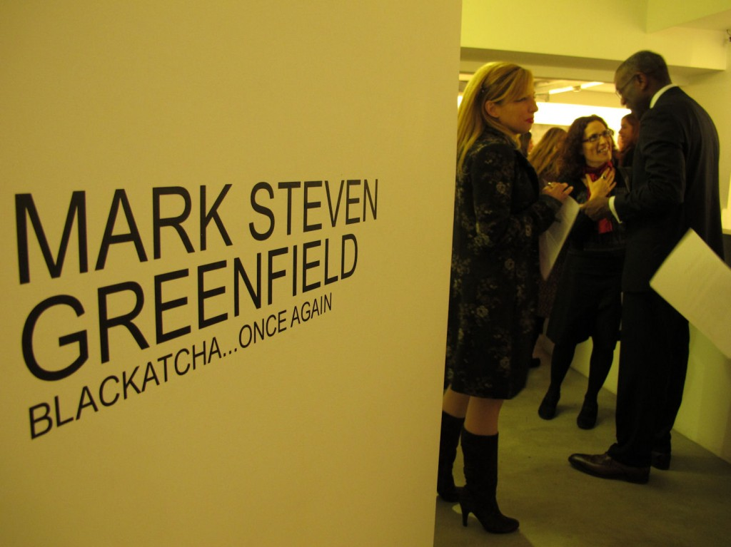 Mark Steven Greenfield Exhibit Naples Italy