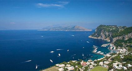 Capri – Cool, Calm and Collected