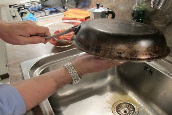 Frittata di Maccheroni alla Napoletana - Flipping the Frittata