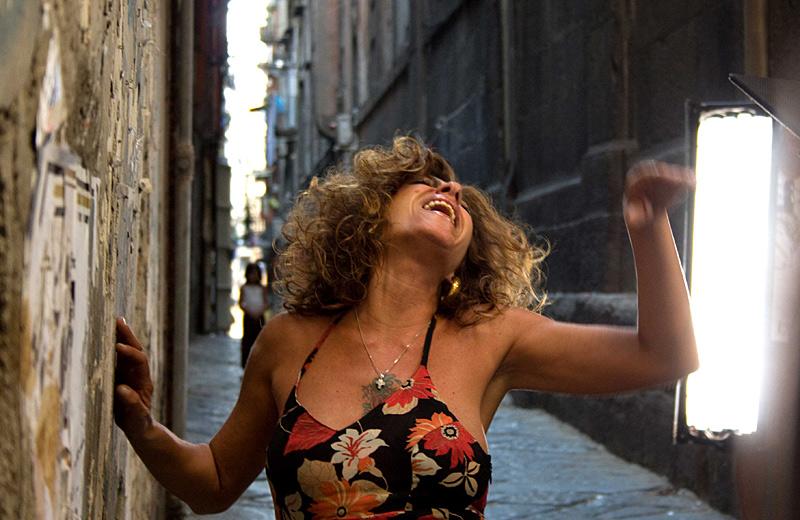 Pietra Montecorvino, John Turturro's Passione