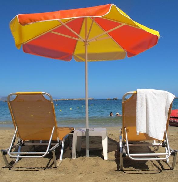 Nea Chora Beach, Chania Crete