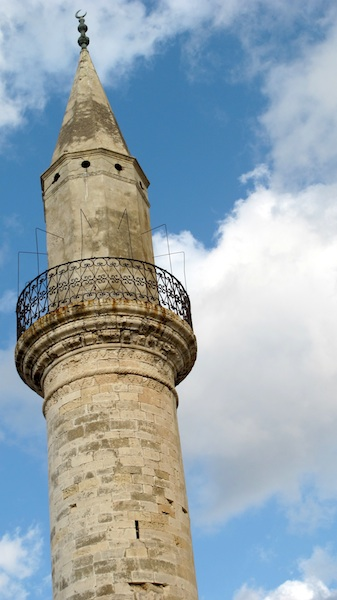 Turkish Minaret, Chania, Crete