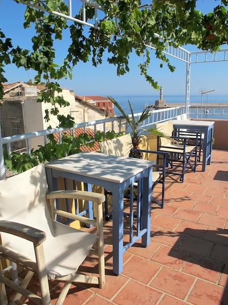 Nostos Hotel Rooftop Terrace