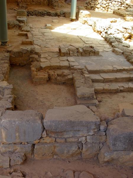 Minoan Ruins, Chania, Crete