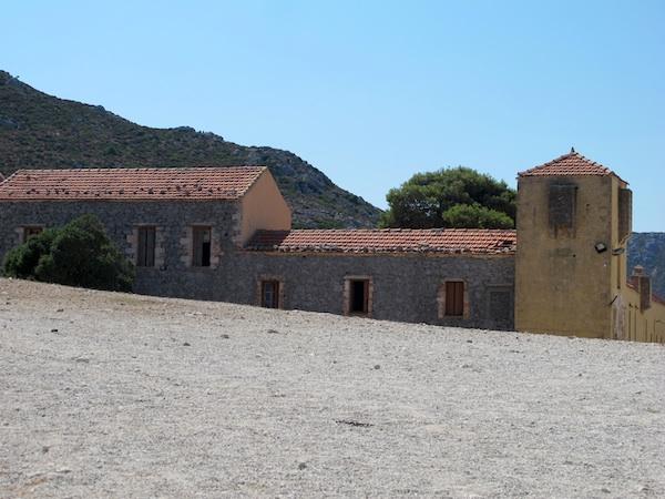 Gouvernetou Monastery, Chania, Crete