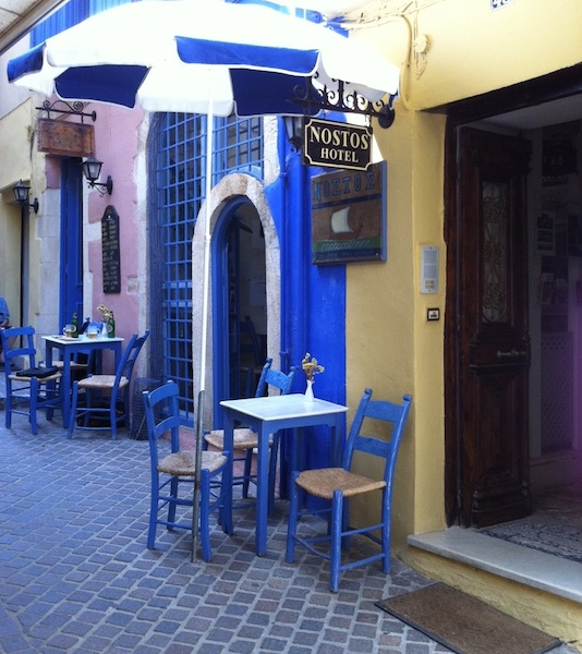 Nostos Hotel Chania Crete