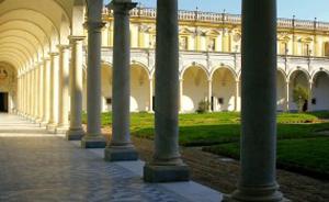 San Martino Charterhouse And Museum Napoli Unplugged