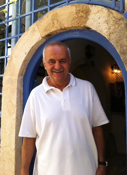 Yiannis from Nostos, Chania, Crete