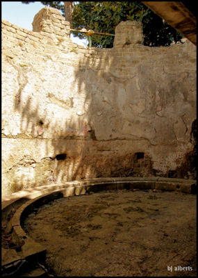 Archaeological Thermal Bath Complex at Via Terracina - La Latrina The Latrine