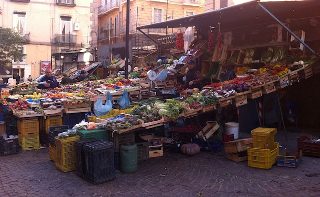Chiaia Fruit and Vegetable Market