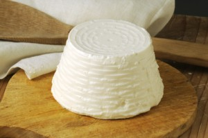 Ricotta Cheese for Pastiera Napoletana