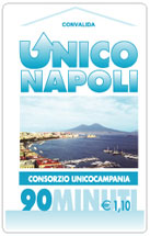 Unico Napoli 90 Minute Ticket
