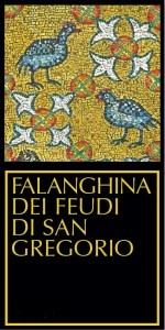 Feudi Falanghina Label
