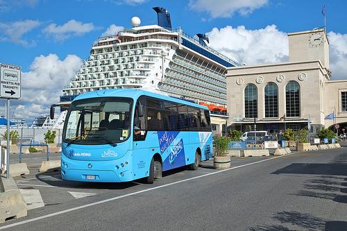 Naples Ferries Hydrofoils Napoli Unplugged