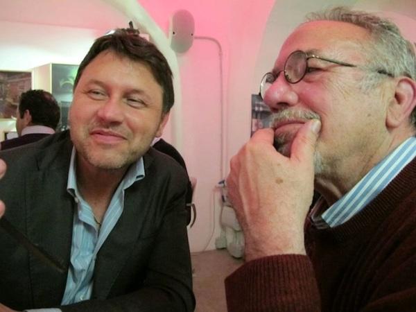 Giuseppe and Steve