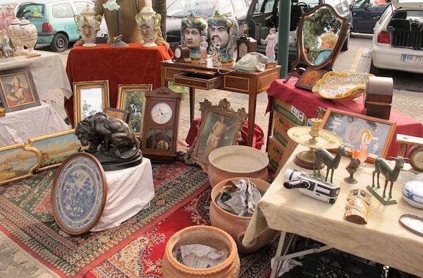 Naples Antique Market