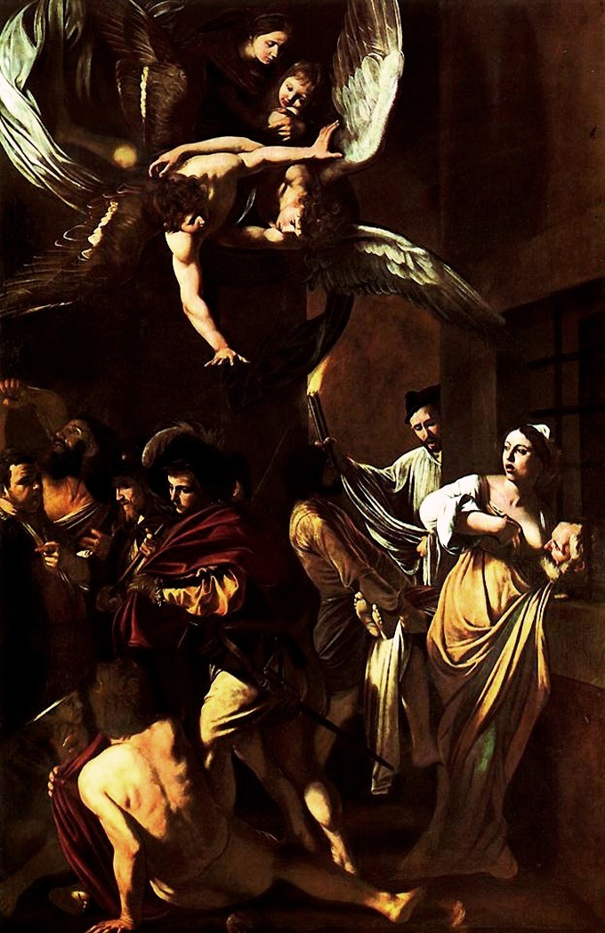 Treasures of Napoli – Caravaggio's Seven Works of Mercy