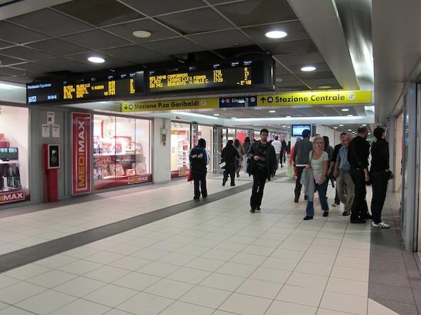 Stazione Centrale Underground