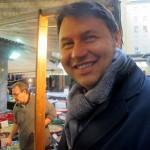 Giuseppe at Porta Nolana Market