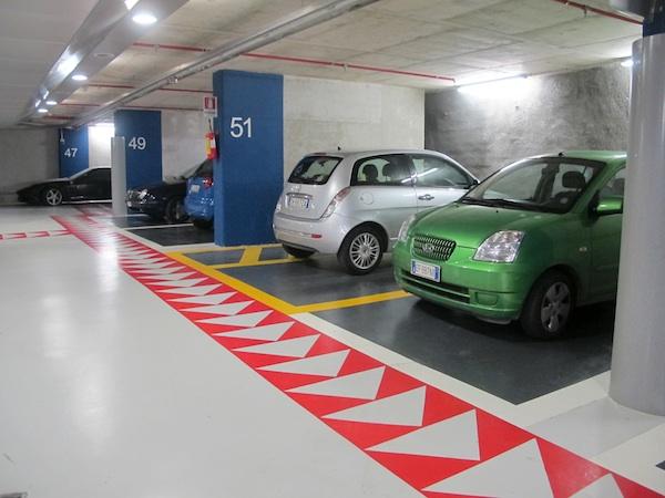 Parcheggio Morelli Hourly Parking