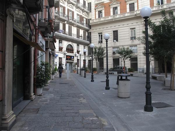 Napoli of the Future – Parcheggio Morelli