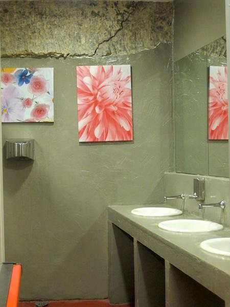 Restrooms at Parcheggio Morelli