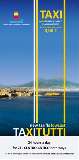 Naples Taxi Per Tutti