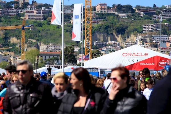 ACWS Naples Pasquetta Crowds