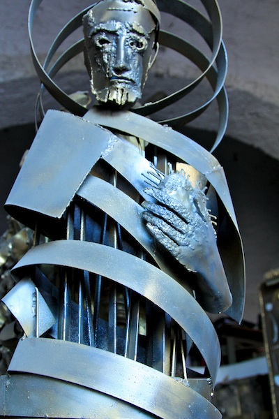 Luigi Mazzella Sculpture