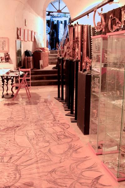 Luigi Mazzella's Studio
