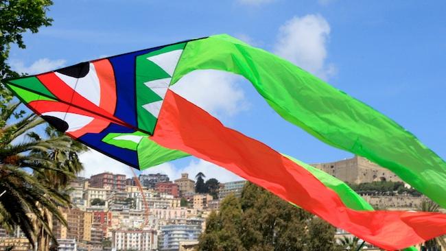 Festa della Liberazione – Liberating Naples Seafront