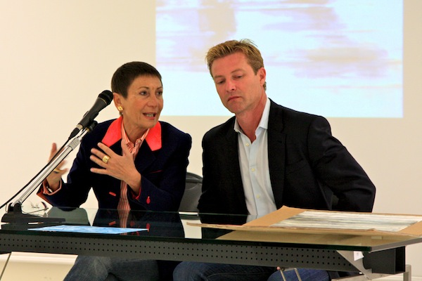 Todd Williamson and Cynthia Penna