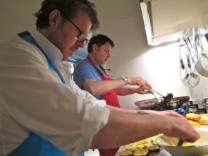 Melanzane and Zucchini Fritti