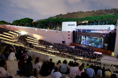 Summer of Music 2012 at Naples Arena Flegrea