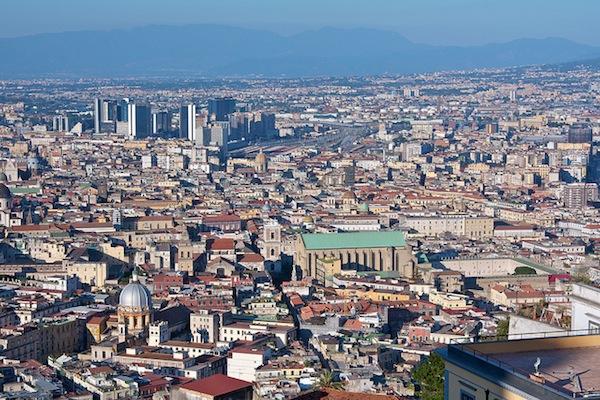 Spaccanapoli and Centro Direzionale