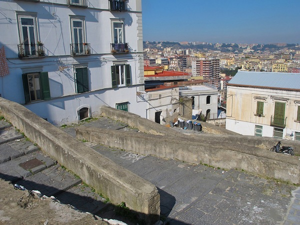 Salita Pedamentina, Naples, Italy