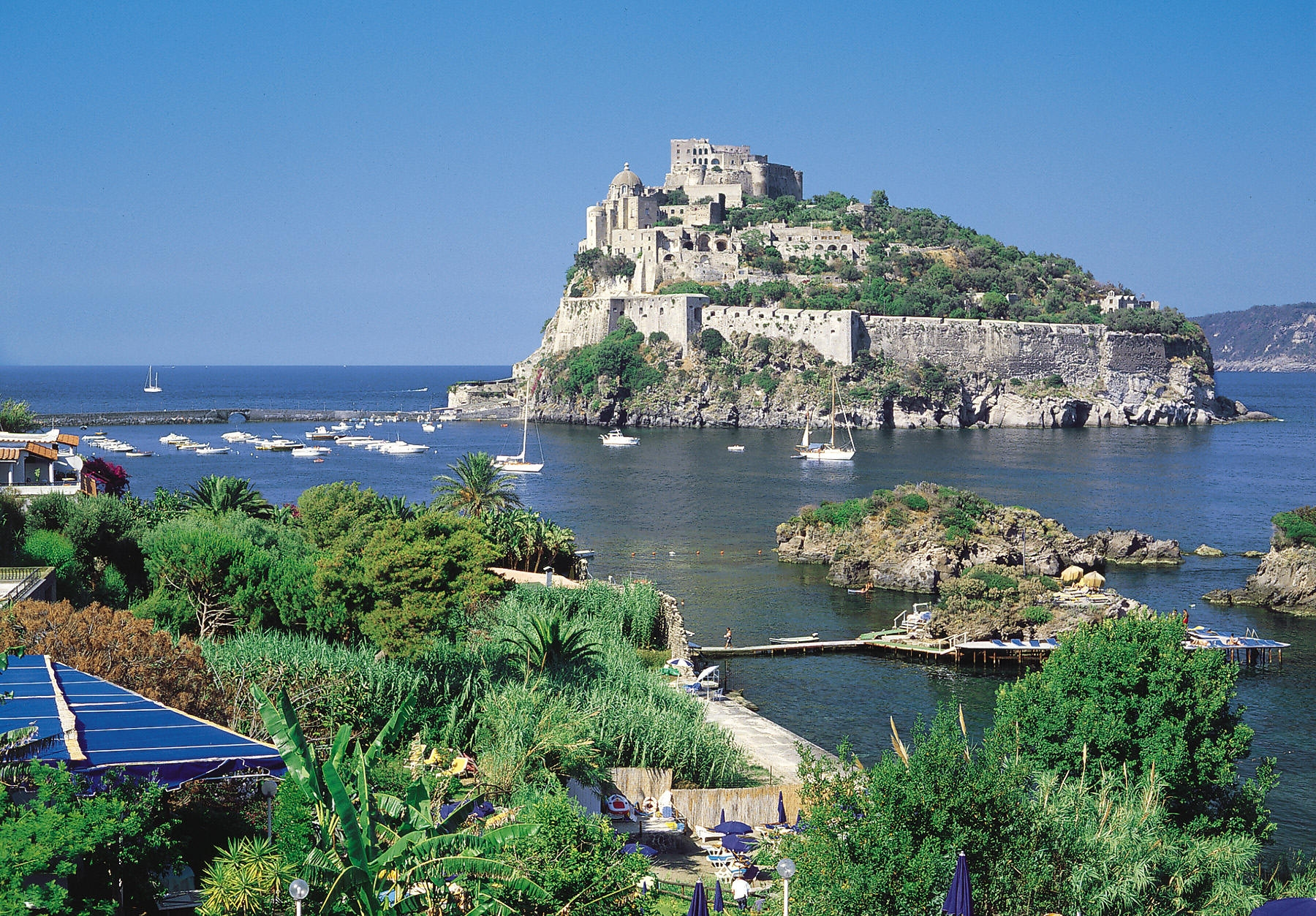 Ischia – Growing Up Is Hard To Do