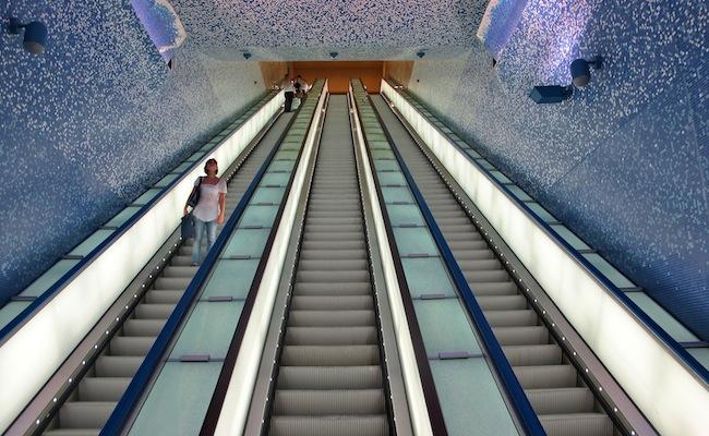Toledo Metro Art Station